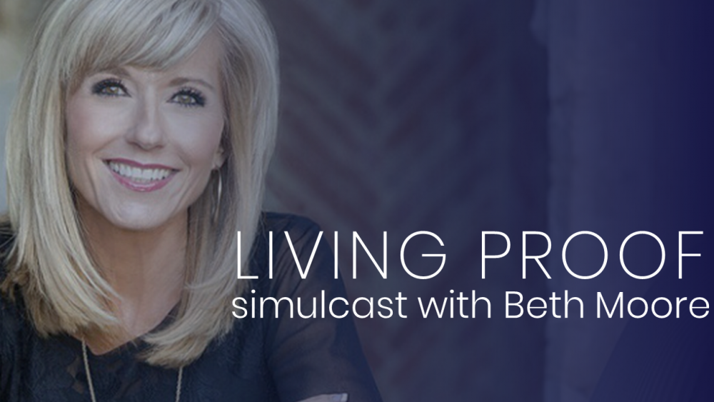 Simulcast with Beth Moore